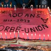 Photos de la soirée des 100 ans