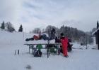 Journée neige