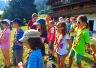 Camp d'été aux Diablerets - Meute